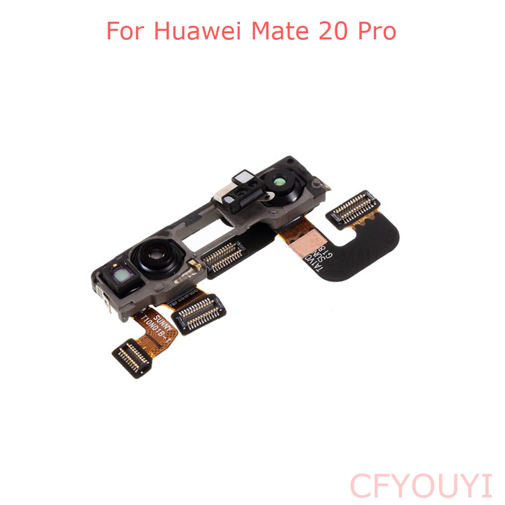 Original For Huawei Mate 20 Pro Front Facing Camera Module Replace Part Mate20 Pro