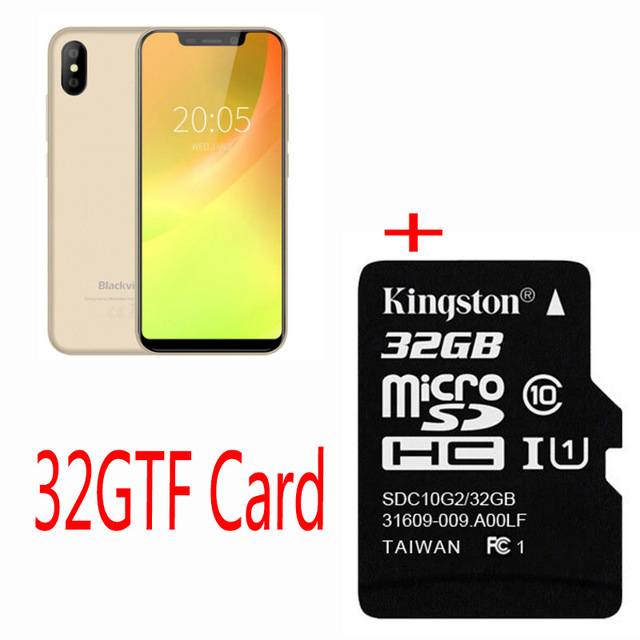Gold N 32GB TF Card