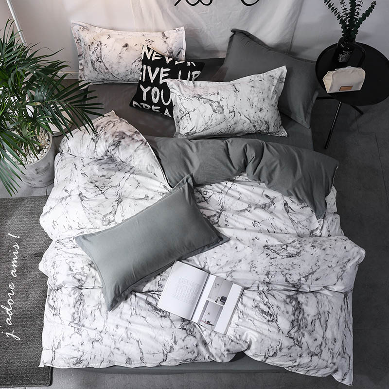 Home Textiles Bedding Sets include Duvet Cover Pillowcase Queen King Twin Size Bedding Sets Bed Linen yz