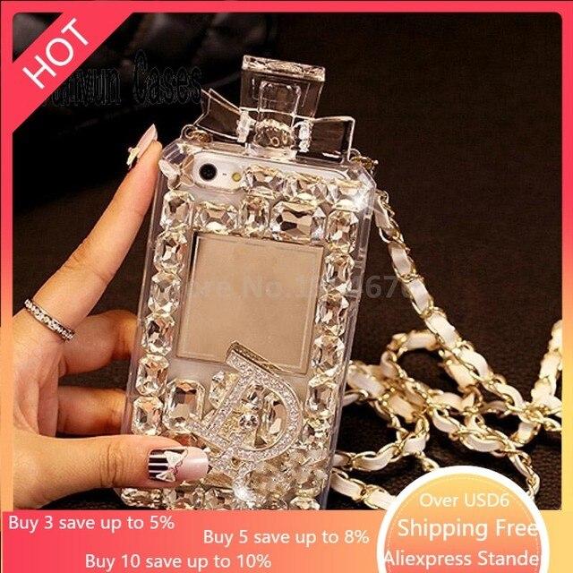 Luxo bling cristal diamante correia para iphone 11 pro max x xr xs max 6s 7 8 plus para samsung s8 s9 s20 s10 caso de telefone