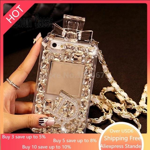 高級ブリンブリンクリスタルダイヤモンドストラップiphone 11 プロmax x xr xs最大 6 6s 7 8 プラスサムスンS8 S9 S20 S10 電話ケース