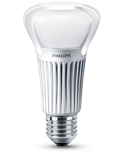 Philips Bombilla (Regulable) 8718291758501 LED Estándar E27, 13 W, Blanco
