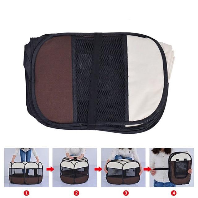 Portable Folding Kennel 5