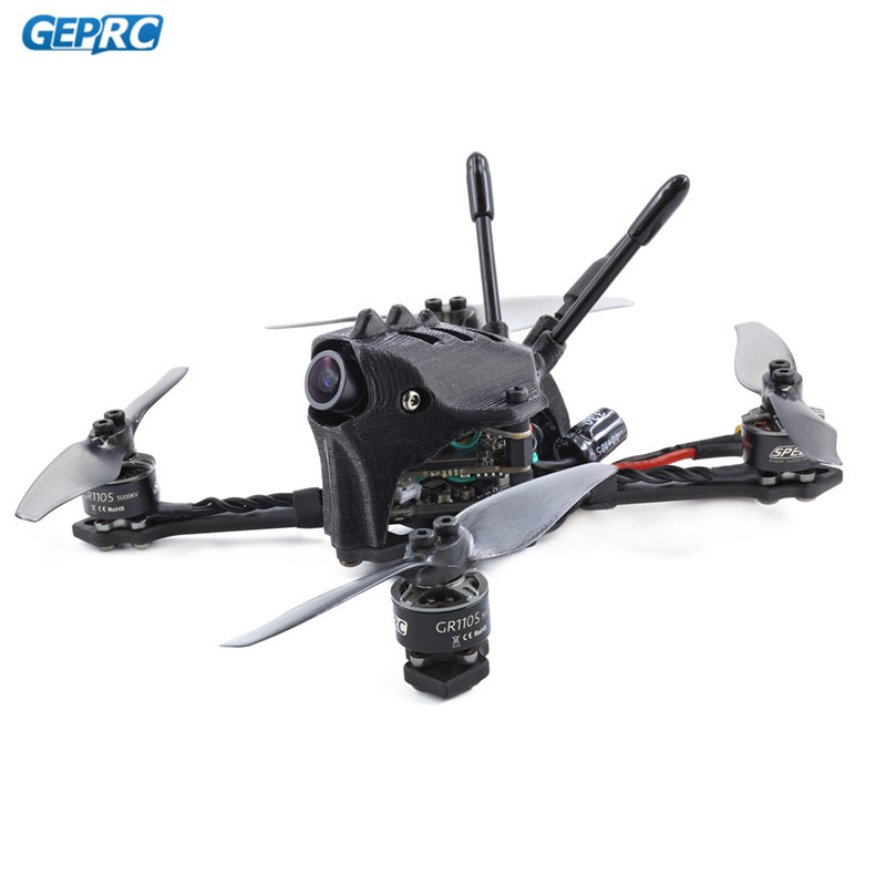 Hot Sale Geprc SKIP HD 3 118mm F4 3-4S 3 Inch Toothpick FPV Racing Drone BNF w/ Caddx Baby Turtle V2 1080P Camera RC Toys (Toothpick Drone BNF)