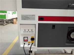Image 4 - Лазерная гравировка 600*400 мм 80 Вт 220 В/110 В Co2 машина для лазерной гравировки и резки DIY Лазерный Резак маркировочная машина, резьба машина