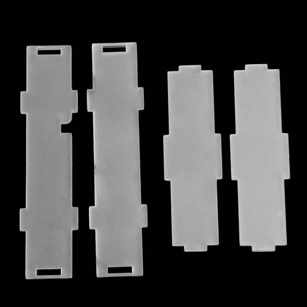Transparan Acrylic Case Shell Kotak untuk LCR-T4 ESR Berdasarkan Transistor Penguji Kapasitansi Whosale & Dropship