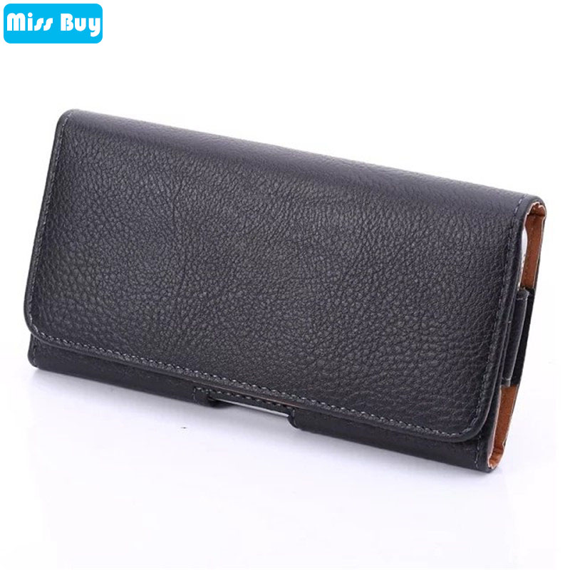 Universal Phone Pouch Waist Bag For <font><b>iPhone</b></font> 4 4s 5 5S SE <font><b>6</b></font> 6S 7 8 Plus X XS Max XR 11 Pro Max Case <font><b>Leather</b></font> Holster Bag Belt <font><b>Cover</b></font> image