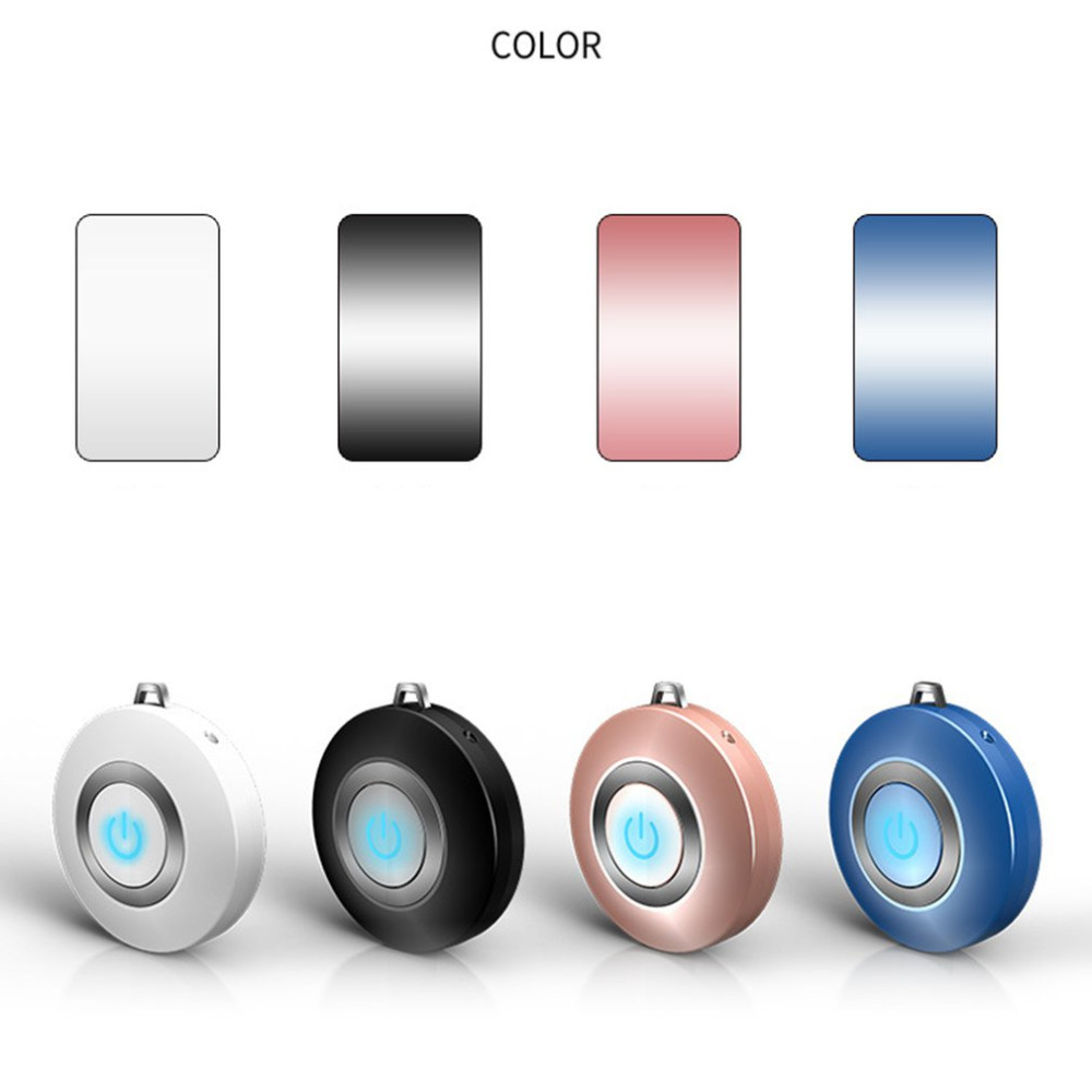 IAPN6732 Ionic Air Purifying Necklace