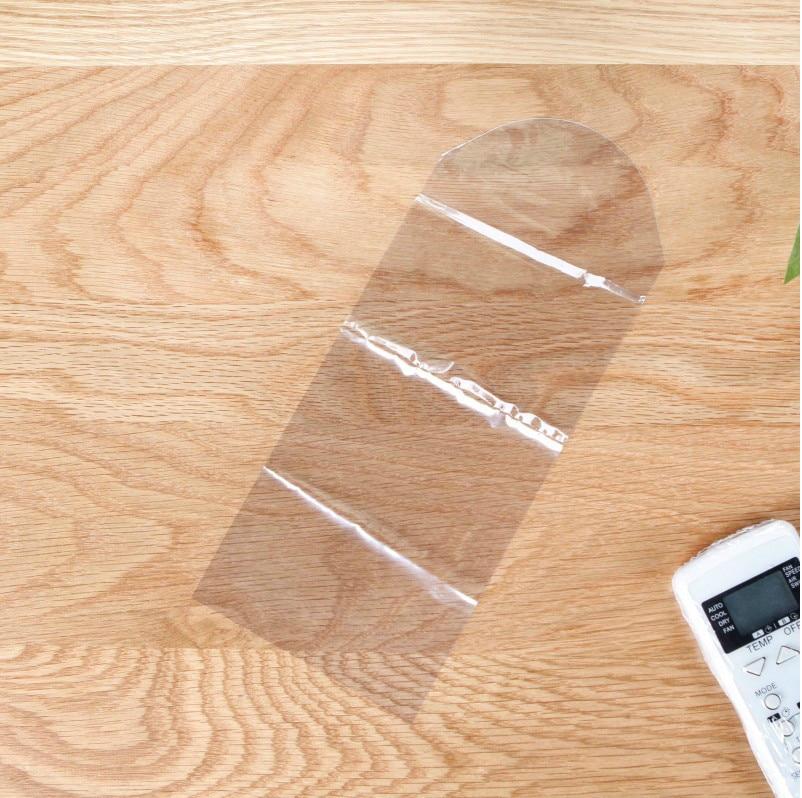ТВ Кондиционер удаленный чехол для пульта термоусадочная пленка термопластиковая пленка водонепроницаемый пылезащитный тв пульты управления чехол# p7