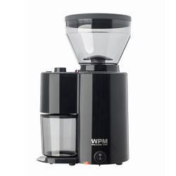 Household Electric Coffee Grinder Burr 250g Italian Coffee Grinders 10 Files Adjustable Thickness Electric Coffee Mill Machine