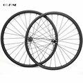 Go-zone ruedas mtb 29 ассиметричные 40x28 мм бескамерные дисковые Углеродные колеса novatec D411SB D412SB 100x15 142x12 руль для горного велосипеда