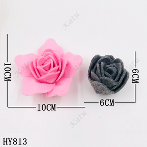 Image 3 - Folded flower  cutting dies 2019 die cut &wooden dies Suitable  for common die cutting  machines on the market