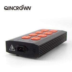Американская розетка HiFiQINCRQWN, 8-битная, неиндуктивная, с фильтром, 15A250v