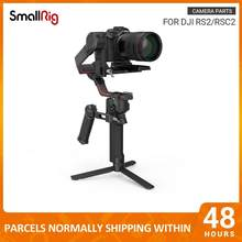 SmallRig Sling Dual Handgrip /Monitor Mount/NATO Clamp Accessory for DJI RS 2/RSC 2 Stabilizer Master Kit 3028