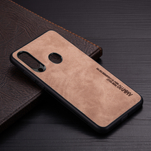 AMMYKI Silicone Fashion Case For Samsung Galaxy A8S A10S A20 A30 M10S Pu leather Case for Samsung Galaxy A20E A20S A60 M40 Case