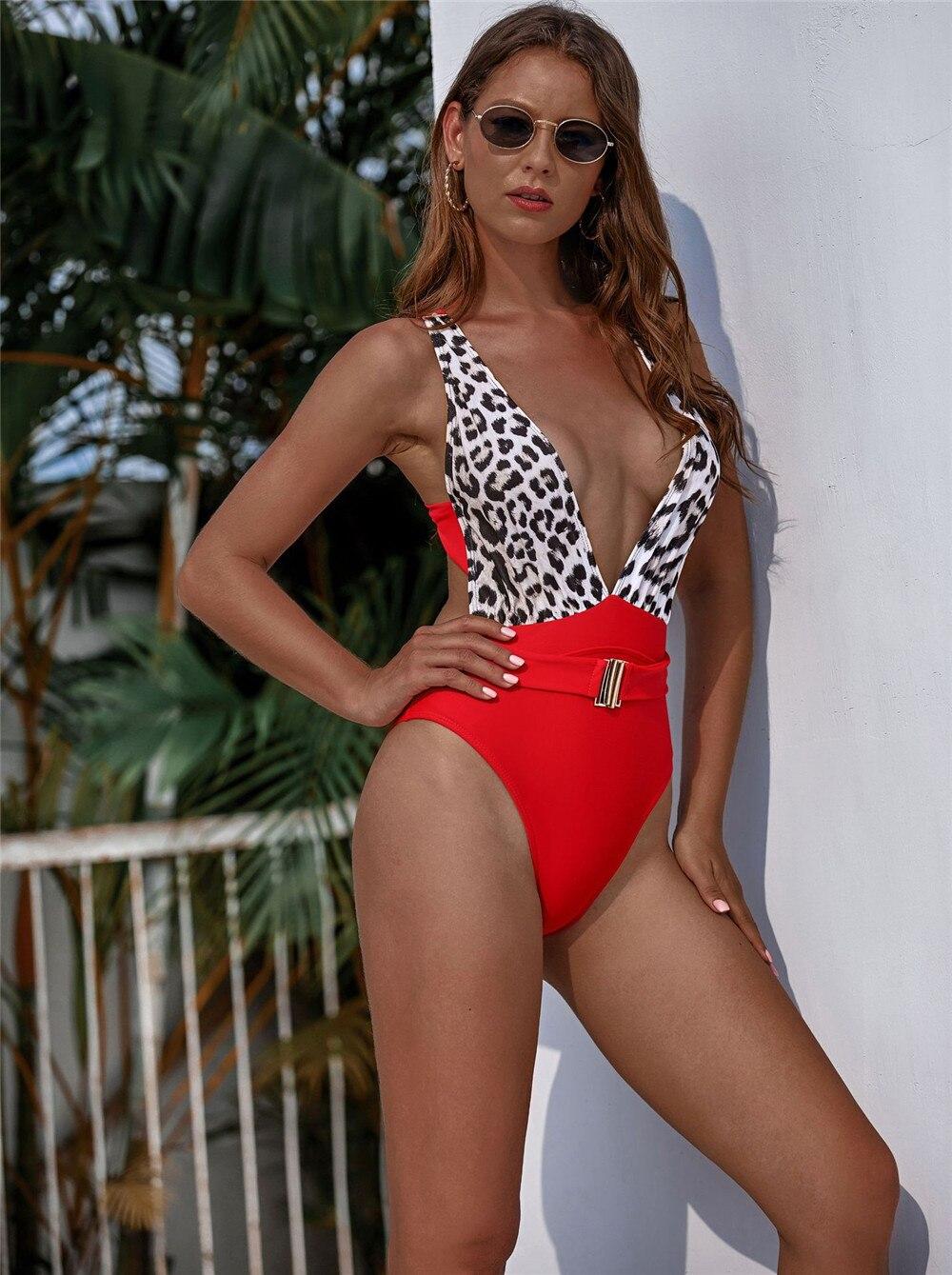 Maillot de bain monokini sexy