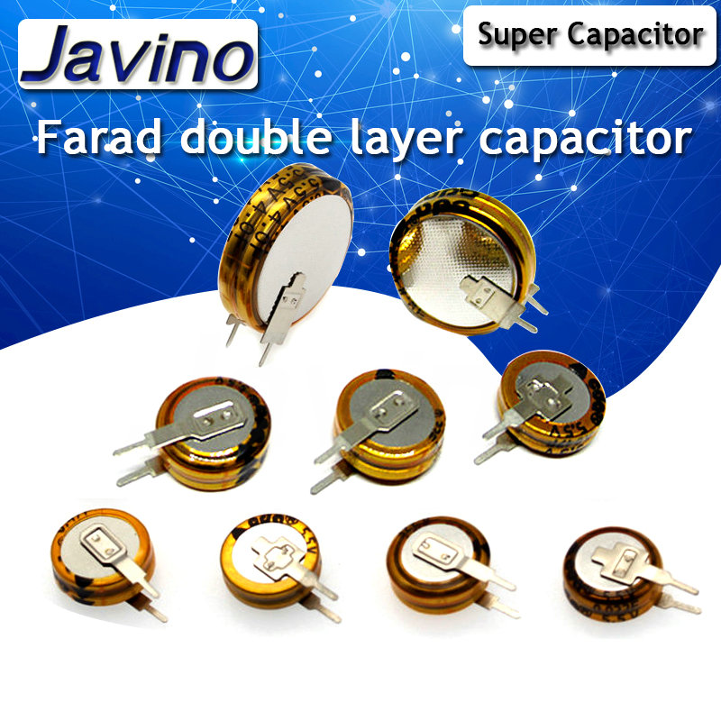 Supercap 1 pc 0.047F 5.5V Memory Backup  Capacitor