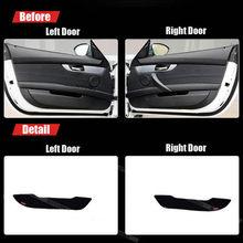 2 szt. Drzwi materiałowe maty ochronne antypoślizgowe podkładki dekoracyjne do BMW Z4 2009-2013