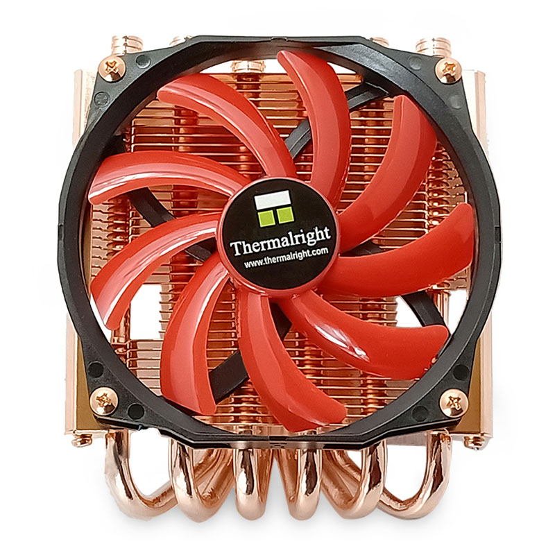 Thermalright AXP100 C65 Copper Heatsink 65mm Height TDP 180W Cooling For Intel For AMD AM4 CPU Cooler Fan