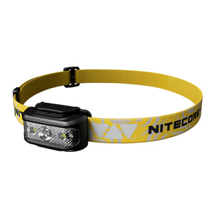 100% Original Micro-USB Rechargeable Nitecore NU17 Triple Output Ultra Lightweight Beginner Headlamp Built-in Li-ion Battery(China)