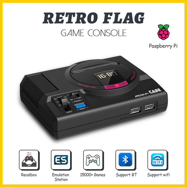 HDMI Out Family Recreation Mini Video Game Console For PS1/MAME/SNES/MEGA Built-in 50000 Retro Games With 42 Emulators 1
