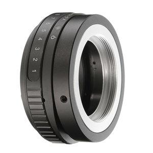 360º Tilt Shift Adapter Ring for M42 Mount Lens to Fujifilm X FX X-T2 X-T1 XM1 XH1 XE2 XE1(China)