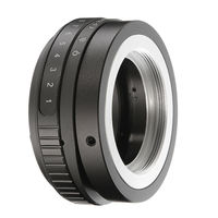 360º Tilt Shift Adapter Ring for M42 Mount Lens to Fujifilm X FX X T2 X T1 XM1 XH1 XE2 XE1