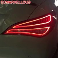 Running Styling Luces Para Auto Automobiles Drl Led Headlights Rear Car Lights Assembly 17 FOR Mercedes Benz CLA Class