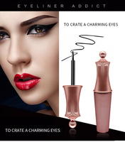 Magnetic Liquid Eyeliner Waterproof Smooth30p Eye Liner Magnet Eyelashes Makeup Cosmetic Natural Long Eye Lashes Liquid Eyeliner