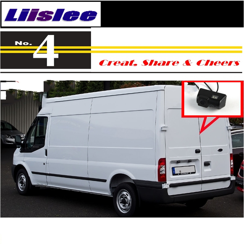 Liislee Car Camera For Ford Transit MK6 MK7 2000~2013 High Quality Rear View Back Up Camera For PAL / NTSC To Use | CCD + RCA