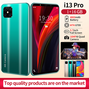 New Arrived SOYES i13 Pro Smartphone,Cheaper Dual SIM Card Mobile phone,5.7 inch Full Screen 16GB 4800mAh Cellphone 1
