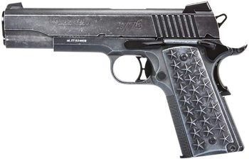 Sig Sauer We The People 1911 CO2 BB Pistol Metal decorative wall board asg licensed cz 75 p 07 duty co2 177 bb air pistol black