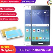 10 Stks/partij 5.0 Tft Incell Oled Lcd Voor Samsung Galaxy J5 2015 J500 Touch Screen Montage J500FN J500F SM J500F Lcd