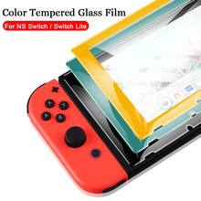 Protective-Film Screen-Protector Switch-Lite Game-Console Tempered-Glass Color Nintendo