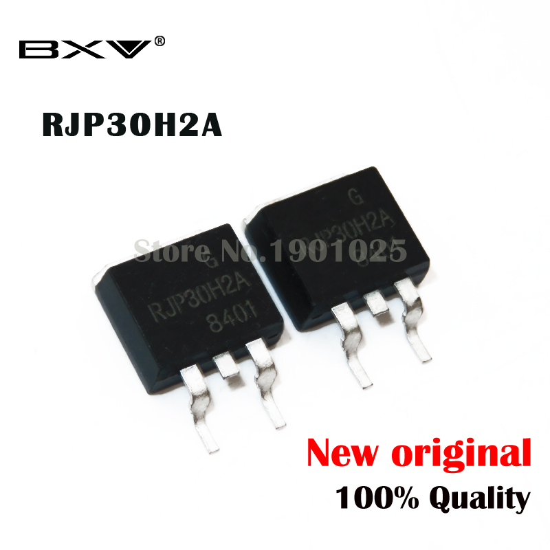 10pcs RJP30H2A  MOSFET TO-263 30H2A New Original