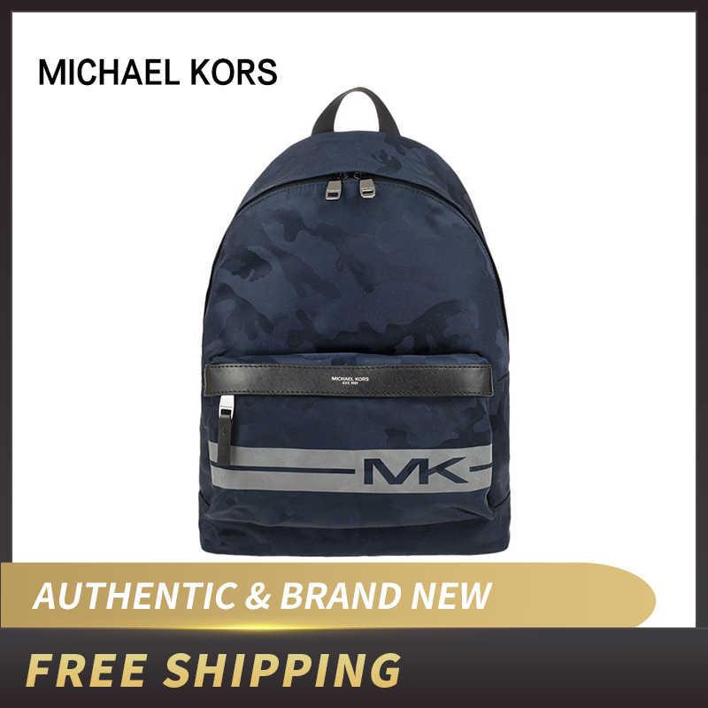 Michael Kors hommes Kent Tech armée Camo sac à dos 37H8LKNB2O ...