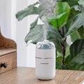 Мини вулкан стиль увлажнитель воздуха Настольный DC5V USB Ультразвуковой увлажнитель воздуха красочный увлажнитель воздуха с ночной подсветк...