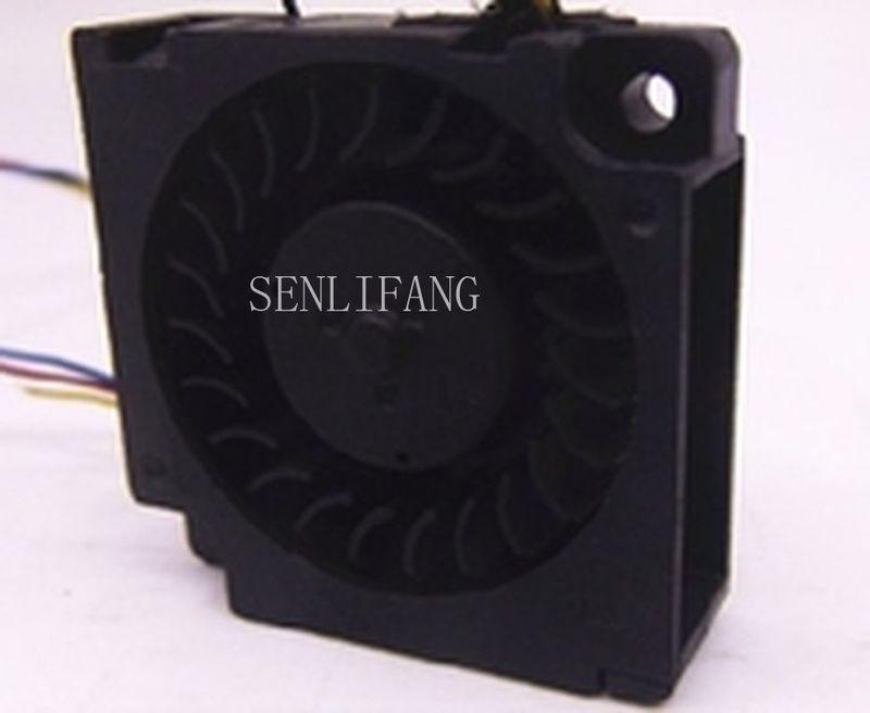 Free Shipping BAPA0310B2U P001 DC 12V 0.15A 30x30x10mm 4-Wire Server Cooler Fan
