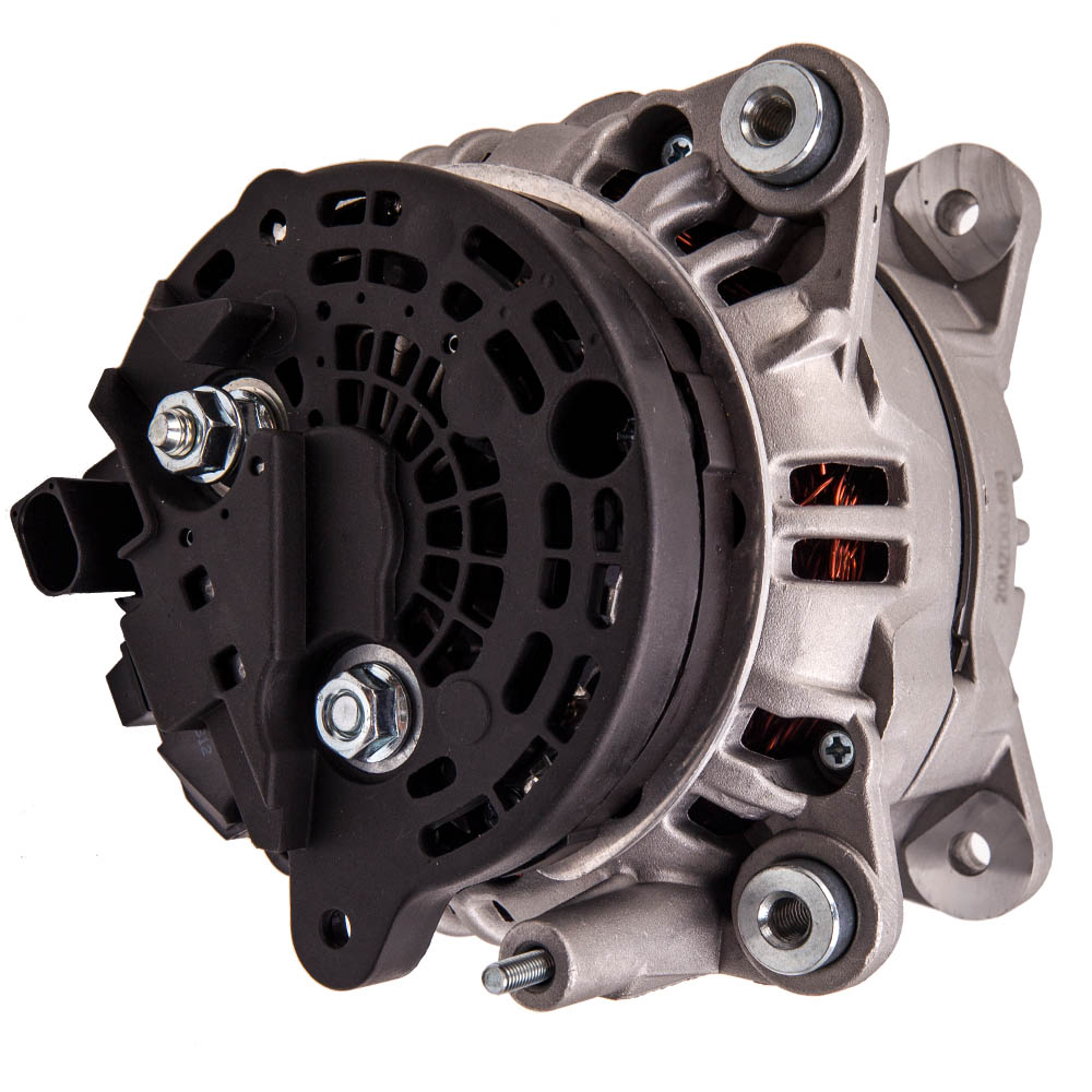 180A ALTERNATOR FOR <font><b>VW</b></font> <font><b>TOUAREG</b></font> <font><b>2.5</b></font> <font><b>TDi</b></font> R5 2003-2010 022903028BX image