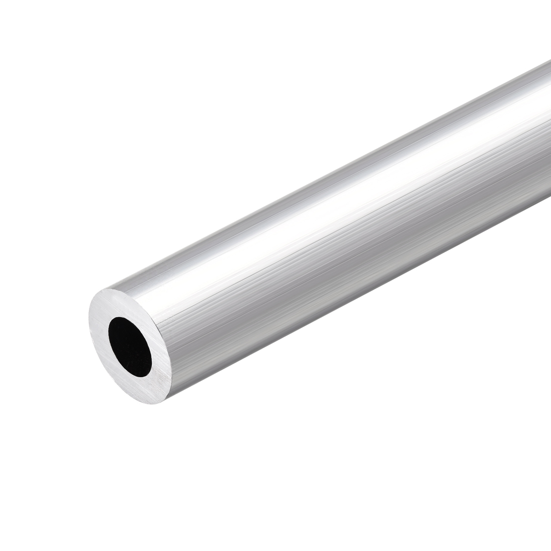 Uxcell Aluminum Round Tube 300mm Length 19mm OD 5.2mm 9mm 10mm 11mm 15mm 16mm Inner Dia Seamless Aluminum Straight Tubing