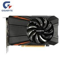 Gigabyte gtx 1050ti 4gb placa gráfica nvidia gtx1050ti 1050 ti 4gb placas de vídeo gpu 960 750 730 desktop computador mapa do jogo vga pci