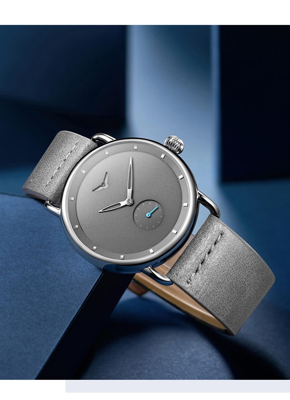 H94ac5d430b5744e2a4b7b5413fd855dde ONOLA top brand leather men watches clock fashion sport simple casual waterproof Wrist watch men relogio masculino