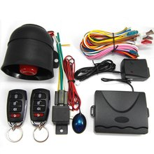New M802-8101 Car Security System Alarm