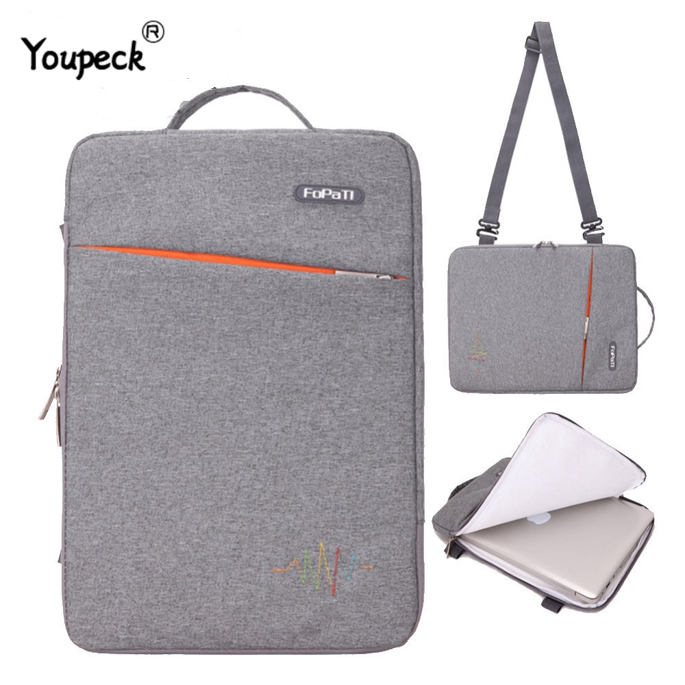 Laptop Sleeve 14 Inch For Macbook Air 13 Notebook Bag 13.3 Inch Waterproof Women Laptop Bag 14 Inch For Macbook Pro 15