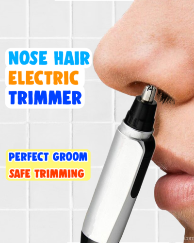 Nose-Hair-Trimmer Shaver Razor Face-Care Electric New for Men Women Beauty Ear Portable