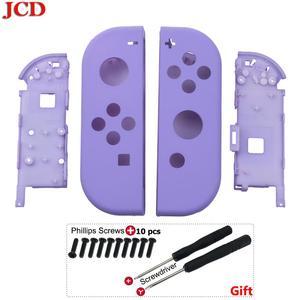 Image 3 - JCD sostituzione in plastica fai da te per Kit di riparazione Joy Con custodia custodia custodia per nintendo per Controller interruttore viti per cacciavite