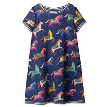 Baby Girl Clothes Dresses Animal Flower Outfits