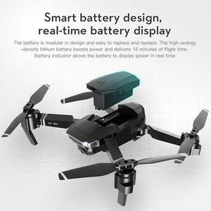 Image 3 - SG901 מצלמה Drone 4K Dual מצלמה חכם בצע RC Quadrocopter מתקפל זרוע WIFI FPV מקצועי Dron Selfie צעצוע עבור ילד