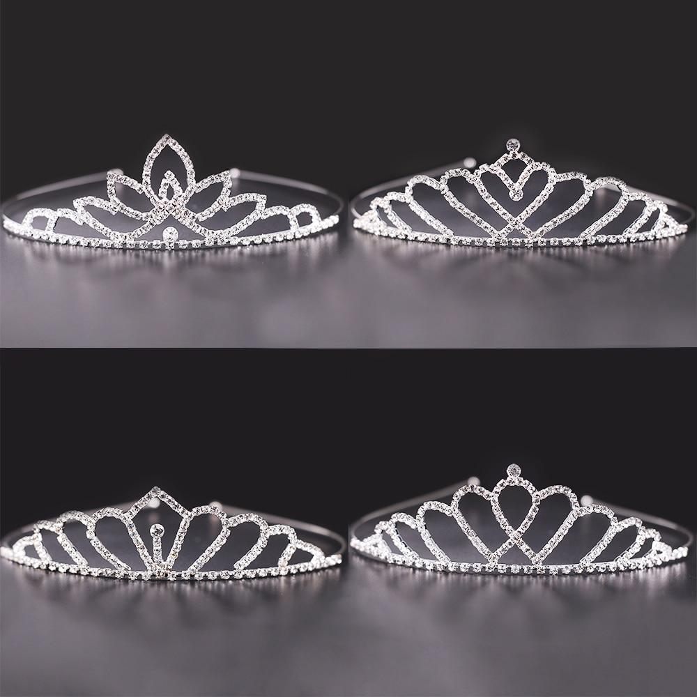 Crown Headband Bridal Wedding Jewelry Stunning Tiaras Crowns Headbands