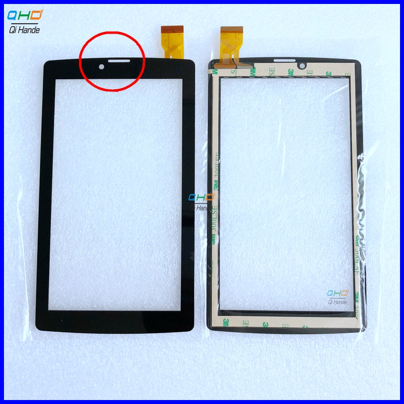 Free shipping 7 inch touch screen 100% New for <font><b>BQ</b></font>-<font><b>7083G</b></font> Light <font><b>BQ</b></font> <font><b>7083G</b></font> touch panel Tablet PC touch panel digitizer tablet lcd image